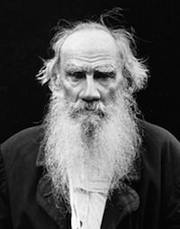 Leo Tolstoy: Youth Group President?