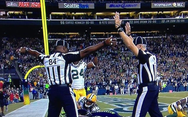 Apology to the Replacement Refs…