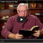 What Healthy Churches Do Right