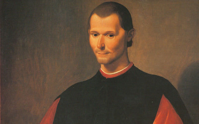 Machiavelli, the Godfather, and Our Upside-Down Kingdom