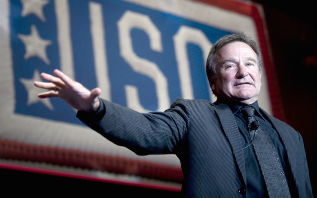 Robin Williams and Holy Repetition