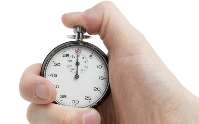 30 Really Important Seconds in Your Church