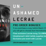 [GIVEAWAY] Unashamed: The Lecrae Story