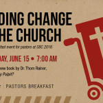 Join Us at the LifeWay Pastors Breakfast at SBC 2016