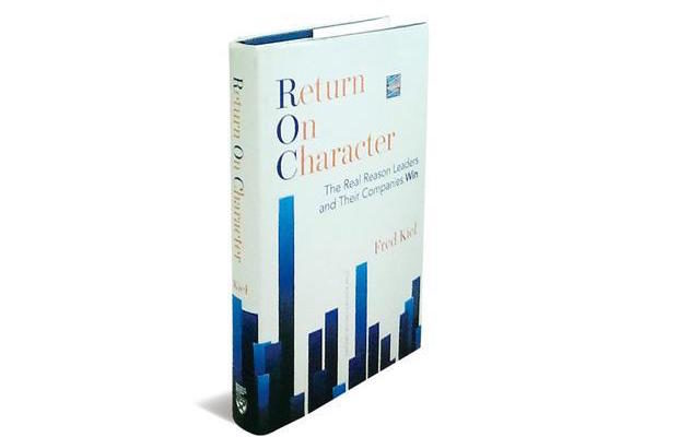 What is the Return on Character? (An Interview With Author Dr. Fred Kiel)