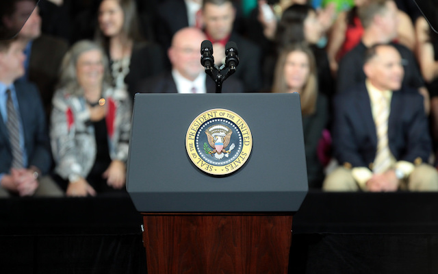 Political Speeches and Four Characteristics of a Great Message