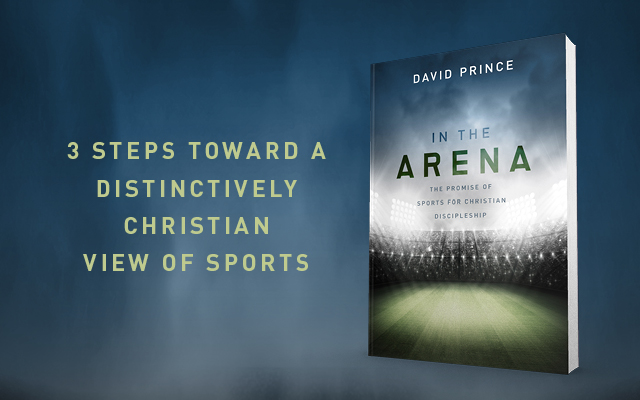 [GIVEAWAY] 3 Steps Toward a Distinctively Christian Approach to Sports