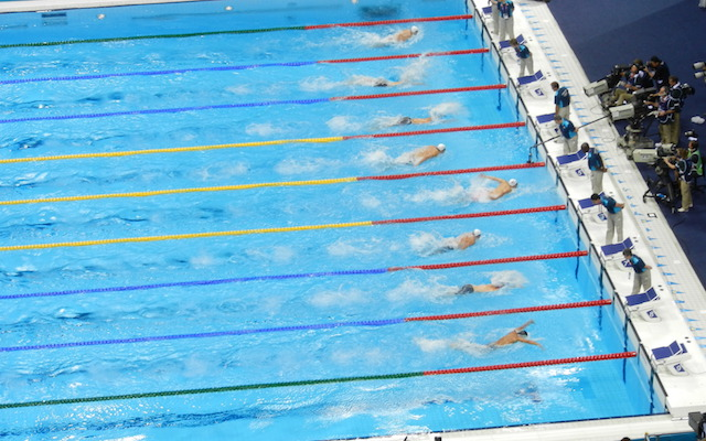 Olympic Swimming, Excellence, and Your Mundane Week