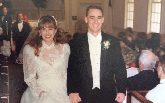 20 Reasons I'm Thankful for Kaye on Our 20th Anniversary