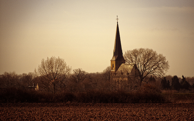 [GIVEAWAY] A Lesson from Revelation on Dying Churches