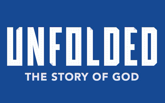 Introducing My First Bible Study – Unfolded