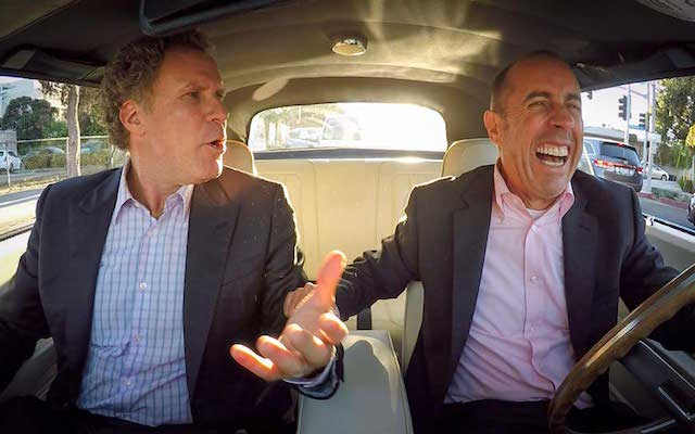 Picture from Comedians in Cars Getting Coffee