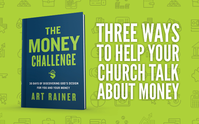 [GIVEAWAY] 3 Ways to Help Your Church Talk About Money