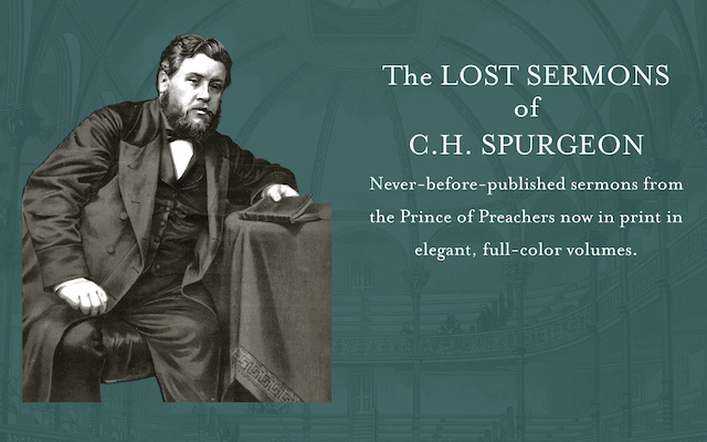 7 Spurgeon Quotes for Stressed Leaders